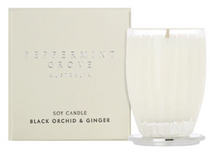Load image into Gallery viewer, PEPPERMINT GROVE - 60G CANDLE - ASSORTED