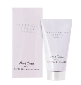 PEPPERMINT GROVE - HAND CREAM TUBE - ASSORTED