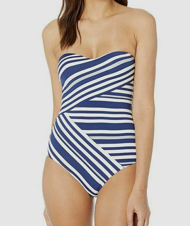 JETS - VISTA - BANDEAU ONE PIECE
