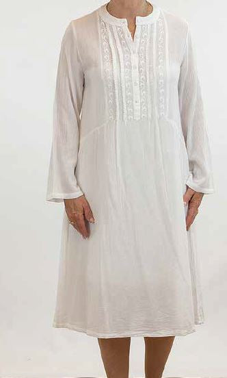 FRENCH COUNTRY - LONG SLEEVE NIGHTIE