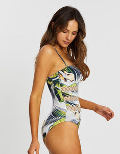 JETS - VIDA - BANDEAU ONE PIECE