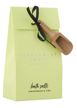 Load image into Gallery viewer, PEPPERMINT GROVE - BATH SALTS - ASSORTED