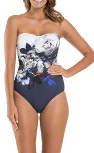 JETS - PICTURESQUE - BANDEAU ONE PIECE