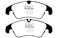 Load image into Gallery viewer, EBC 09-11 Audi A4 2.0 Turbo Greenstuff Front Brake Pads - free shipping - Fastmodz
