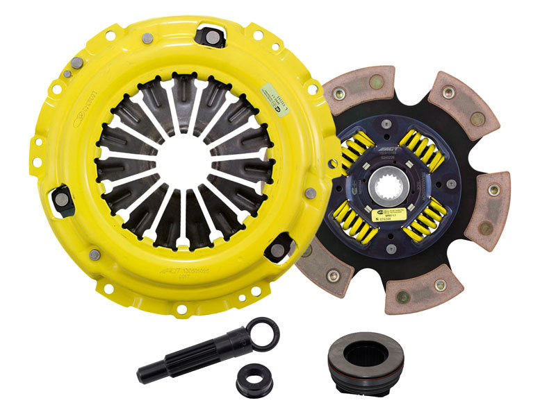 ACT - [product_sku] - ACT 2003 Dodge Neon HD/Race Sprung 6 Pad Clutch Kit - Fastmodz