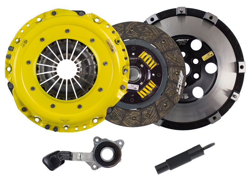 ACT - [product_sku] - ACT 16-17 Ford Focus RS HD/Perf Street Sprung Clutch Kit - Fastmodz