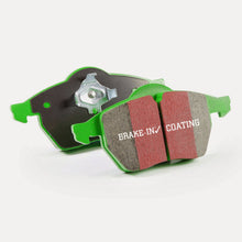 Load image into Gallery viewer, EBC 94-01 Mazda Miata MX5 1.8 Greenstuff Front Brake Pads - free shipping - Fastmodz