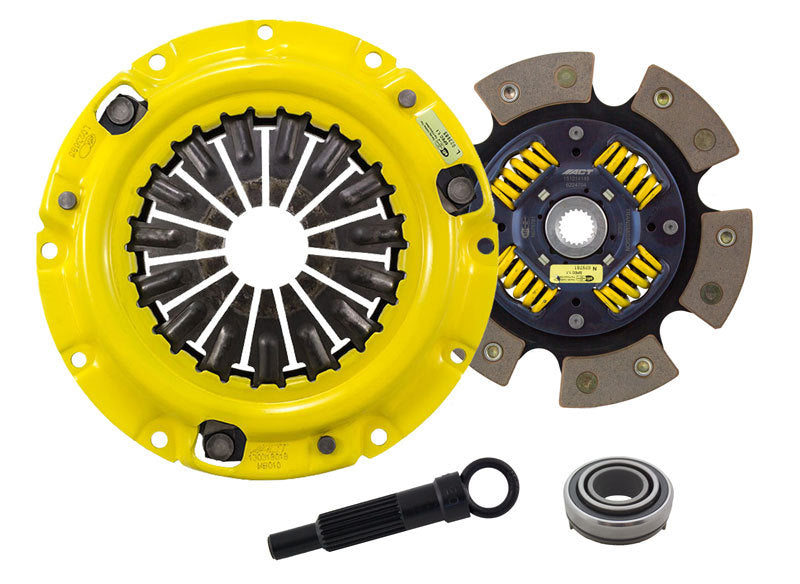 ACT - [product_sku] - ACT 1990 Eagle Talon HD/Race Sprung 6 Pad Clutch Kit - Fastmodz