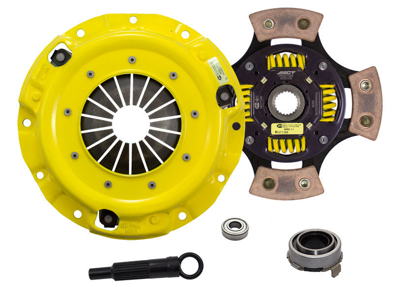 ACT - [product_sku] - ACT 1991 Mazda Miata HD/Race Sprung 4 Pad Clutch Kit - Fastmodz