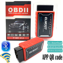 Load image into Gallery viewer, Innovative Performance - [product_sku] - Bluetooth ELM327 Scanner WIFI V1.5 ELM 327 PIC18F25K80 Version 1.5 OBD2 / OBDII for Android Torque Car Code Scanner - Fastmodz