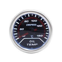 "Load image into Gallery viewer, Innovative Performance - [product_sku] - CNSPEED 2"" 52mm Car boost gauge bar psi Exhaust gas temp water temp oil temp oil press Air fuel gauge voltmeter tachometer - Fastmodz"