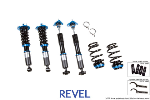 Revel Coilovers for Lexus IS 200t RWD 16-17