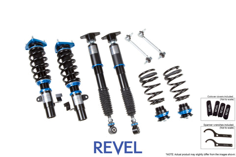 Revel Coilovers for Mazda3 14-17