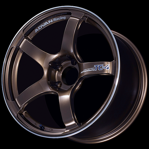 ADVAN TC-4 18x9.5 +45mm 5x114.3
