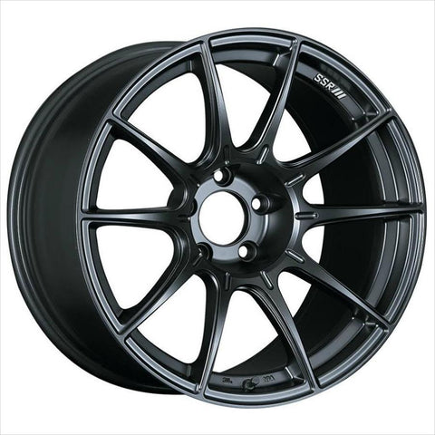 SSR GTX01 17x9 5x114.3 +38mm Offset