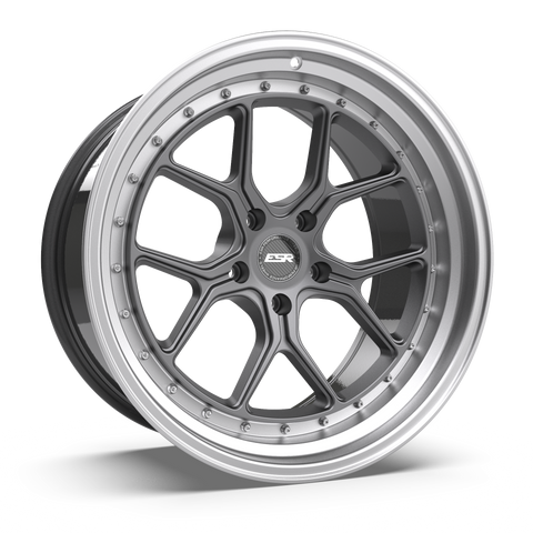 ESR CS2 Wheel 18x10.5 +22 ALL PCD