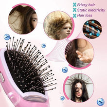 Load image into Gallery viewer, Straightening Ionic Hair Brush - Living General