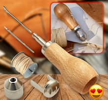 Load image into Gallery viewer, Leathercraft Sewing Toolkit - Living General