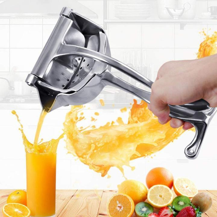 Hand Press Fruit Juicer - Living General