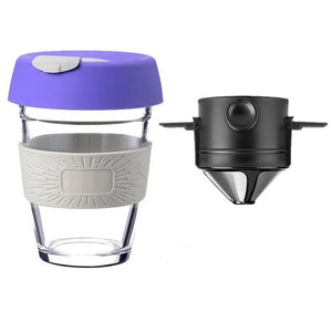 Portable & Reusable Coffee Filter - Living General
