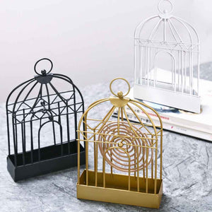 Scandinavian Style Mosquito Coil Holder