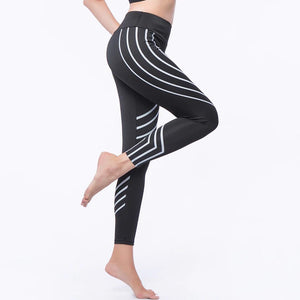 Glowfit Reflective Leggings - Living General