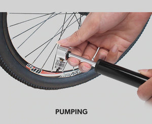 Pocket Bicycle Pump - Living General