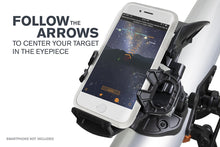 Load image into Gallery viewer, Celestron StarSense Explorer LT 80AZ - Smartphone app-enabled refractor telescope