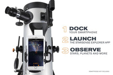 Load image into Gallery viewer, Celestron StarSense Explorer LT 114AZ - Smartphone app-enabled newtonian reflector telescope