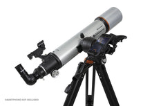 Load image into Gallery viewer, Celestron StarSense Explorer DX 102AZ - Smart phone app-enabled refractor telescope