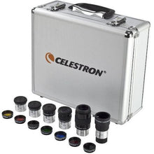 "Load image into Gallery viewer, Celestron 1.25"" Eyepiece and Filter Kit"