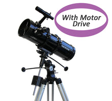 Load image into Gallery viewer, saxon Reflector 13065 EQ-MD (Motor Drive)