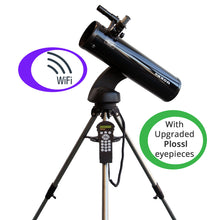 Load image into Gallery viewer, saxon AstroSeeker 13065 Reflector Telescope [WiFi Enabled with Hand Controller]