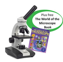 Load image into Gallery viewer, Euromex Novex Junior LED Microscope 40x - 400x (81.500)