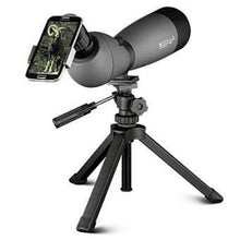 Load image into Gallery viewer, Konus Konuspot 80C Spotting Scope with Smartphone adapter & tripod -Black