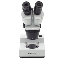 Load image into Gallery viewer, Saxon PSB X1-3 Deluxe Stereo Microscope 10x - 30x (312004)