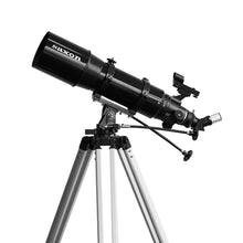 Load image into Gallery viewer, Saxon 1206 AZ3 Pioneer Refractor Telescope