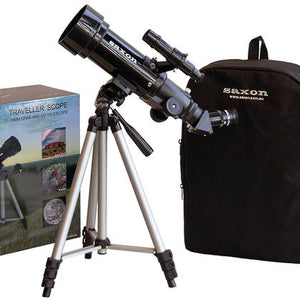 Saxon 70mm Beginners Travel Telescope with Tripod
