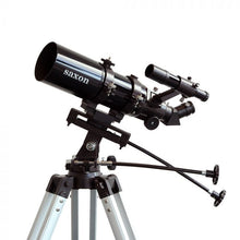Load image into Gallery viewer, saxon 804AZ3 Pioneer Refractor Telescope