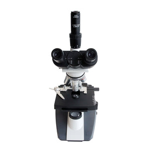 Saxon Researcher Compact Biological Microscope 40x-1600x  (311008)