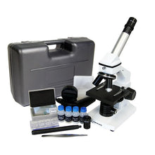 Load image into Gallery viewer, Saxon  SS TKM Biological Digital Microscope 60x-960x Zoom
