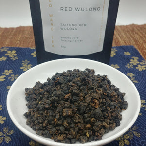 Red Oolong, Spring 2019