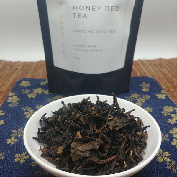 Honey Red Tea, Spring 2019