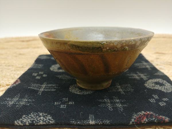 Wood-Fired, Stoneware Teacup. Handmade by Jonathan Steele (5/6)
