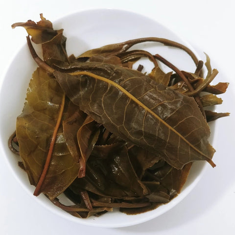 Da Xue Shan Ancient Arbor Mao Cha, Autumn 2018