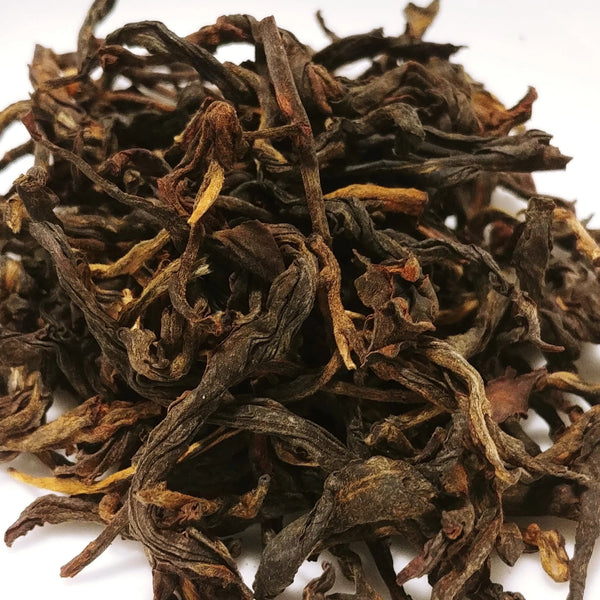 Red/Black Tea, Old Tree, Mao Cha, Jiao Dian