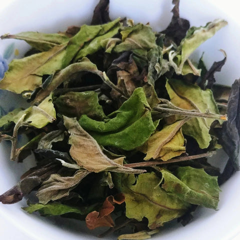 White Tea, Old Tree, Spring 2018, Tian Ci (Mao Cha)