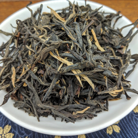 Yunnan Red Tea, Big Tree, Mengku Lincang, Spring 2018