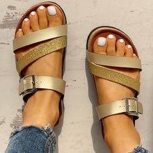 Load image into Gallery viewer, Rose Gold Sandal