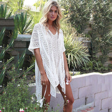 Load image into Gallery viewer, BoHo Kaftan CoverUp